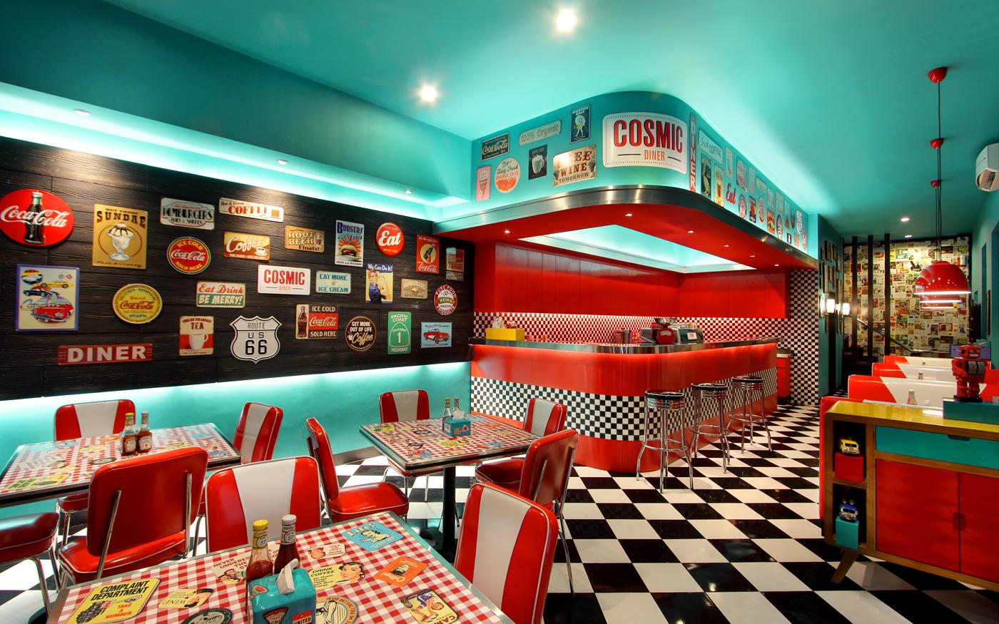 Tsid Cosmic Diner