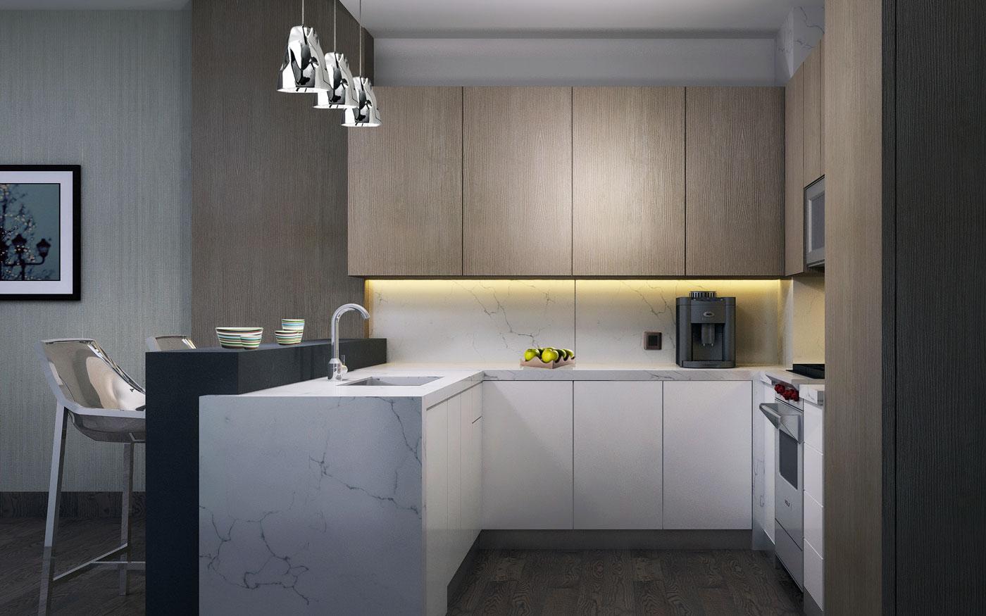 4. start tower Kitchen
